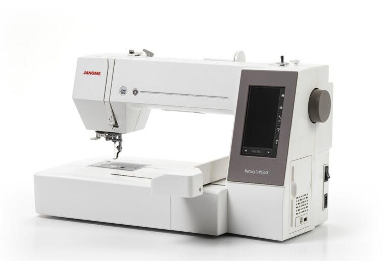 Janome MC 550E